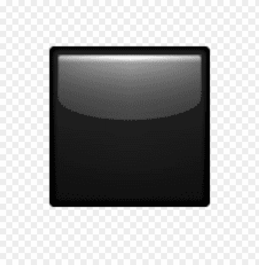 Download ios emoji black medium small square clipart png.