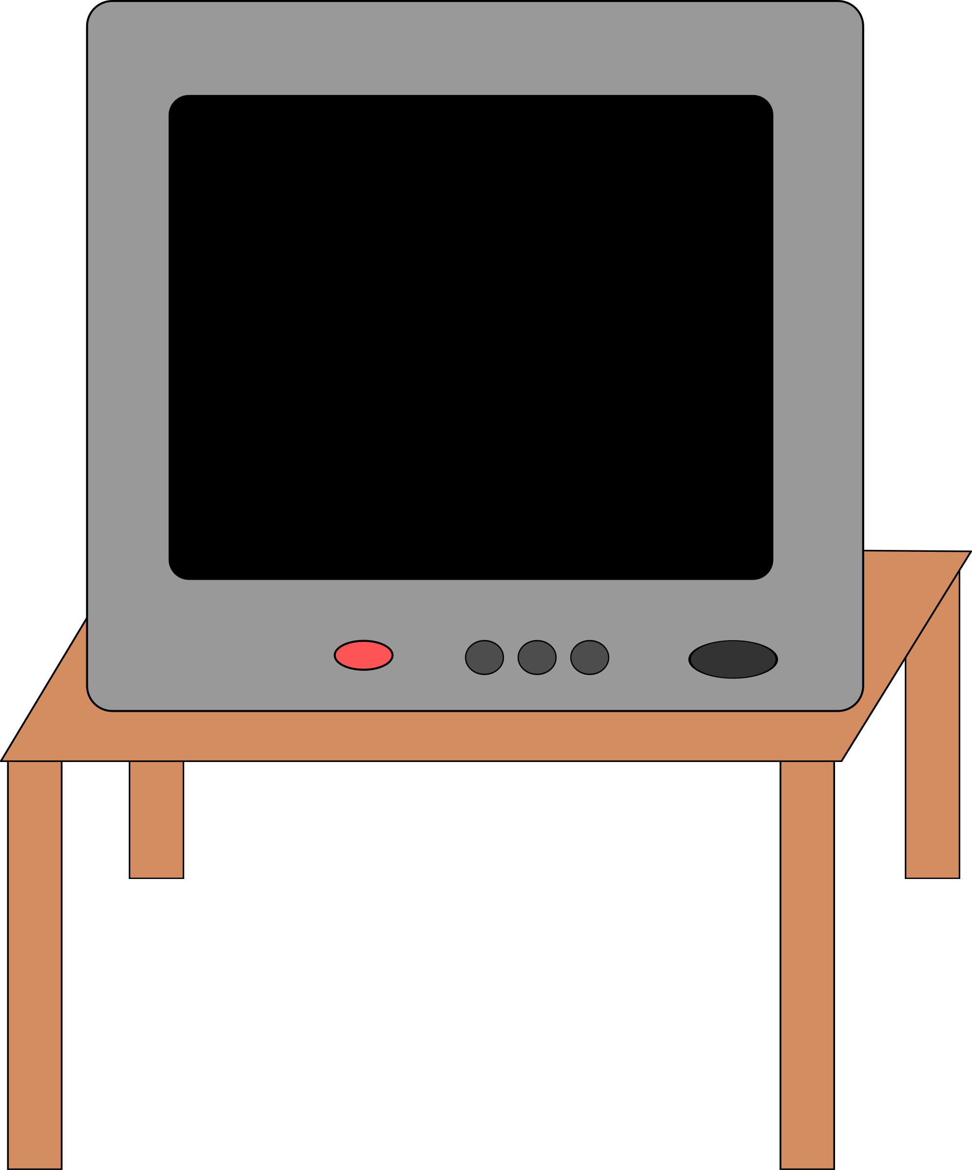 Showing post & media for Square table cartoon.