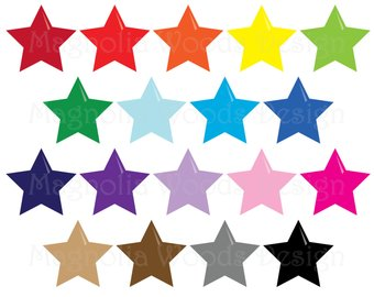 Small star clipart » Clipart Station.