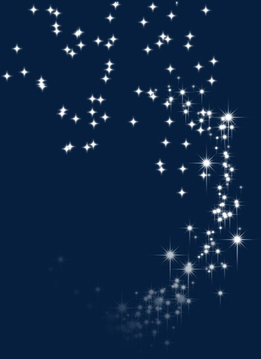 Super Fairy Stars, Star, White, Small Fresh PNG Transparent.