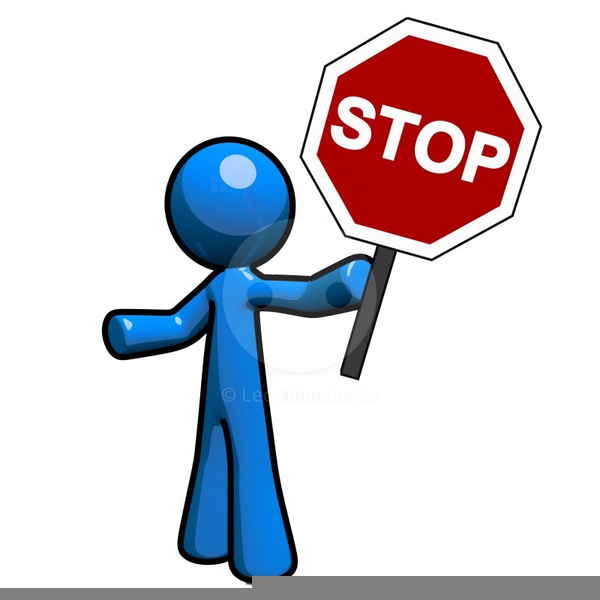 Free Printable Stop Sign Clipart.