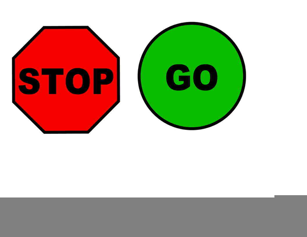 Free Clipart Of Stop Signs.