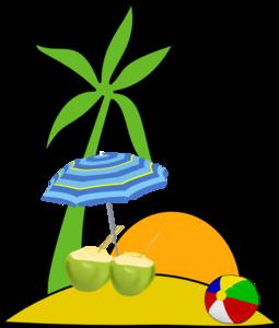 Beach Clip Art at Clker.com.