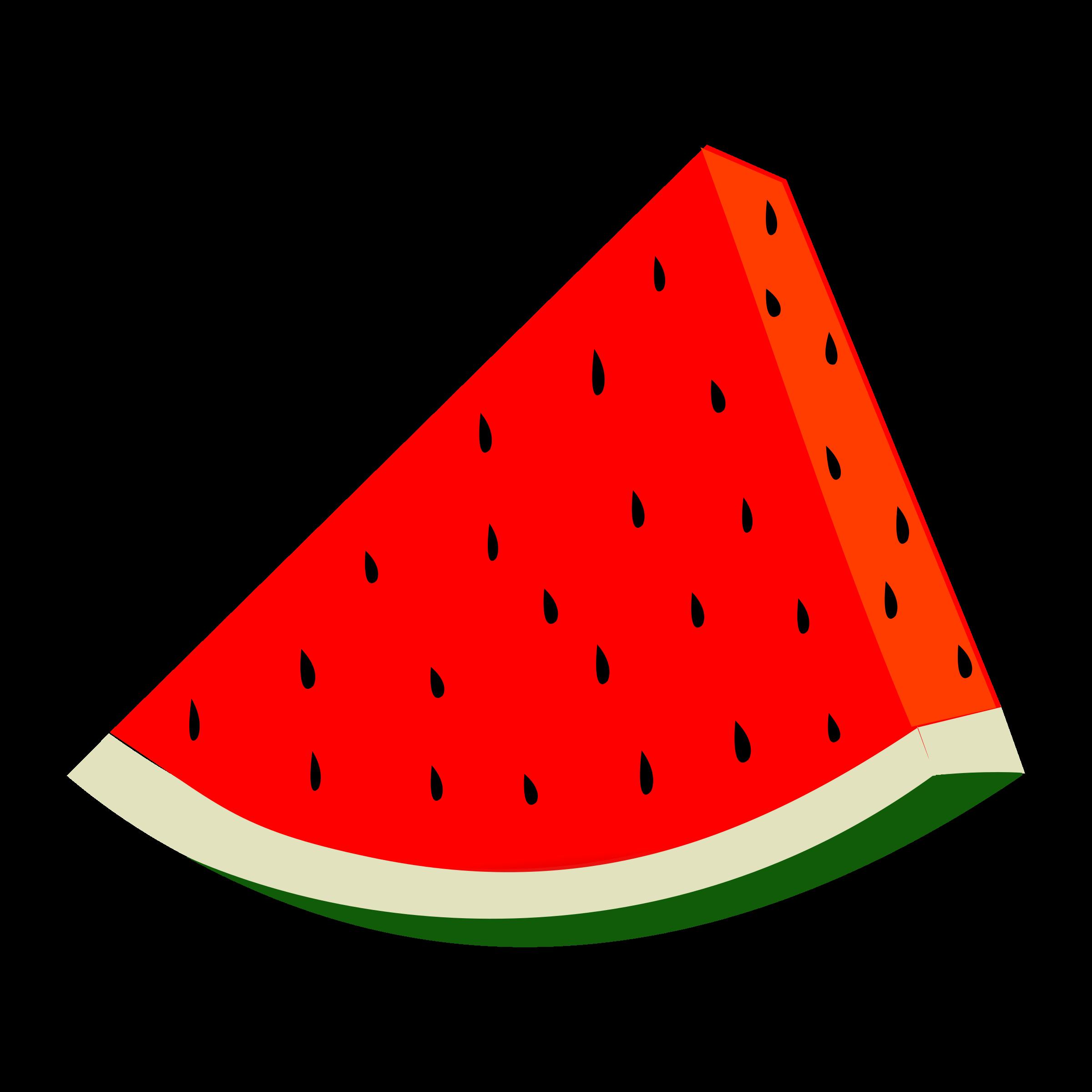 Watermelon clipart summer, Watermelon summer Transparent.