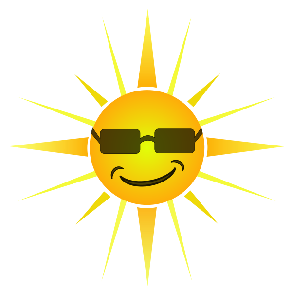 Clipart sun cool, Clipart sun cool Transparent FREE for.