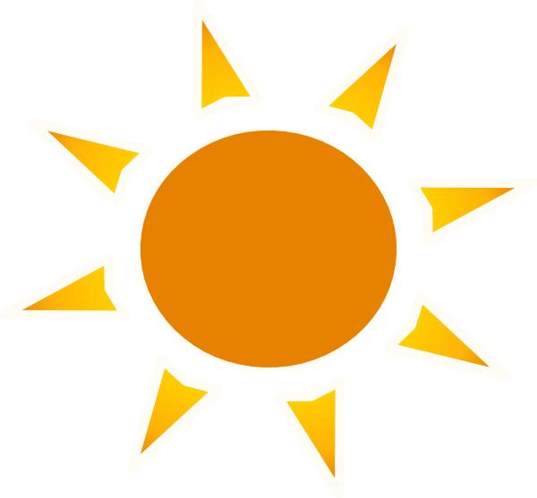 Sun Logo Clip Art At Clker.