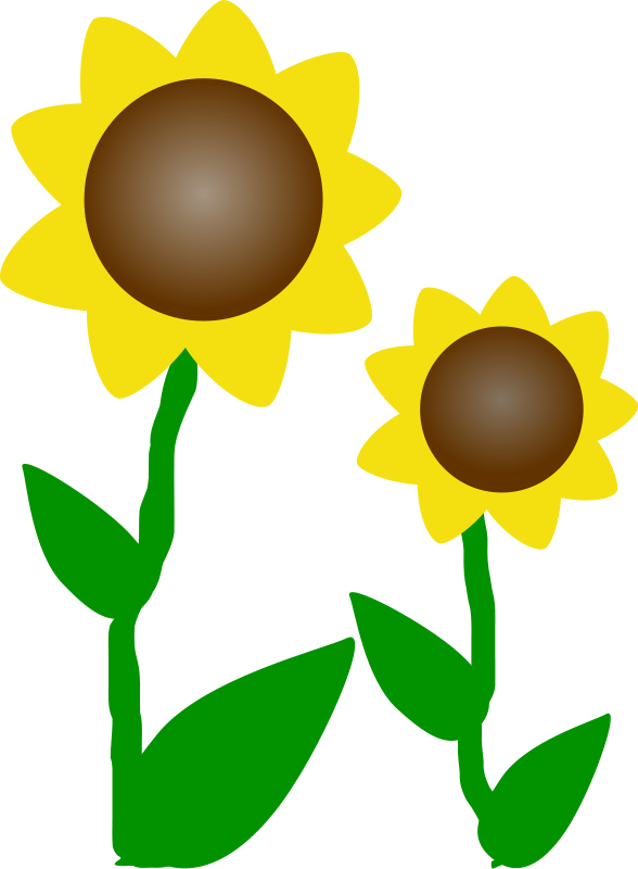 Sunflower Clipart, Download Free Clip Art on Clipart Bay.