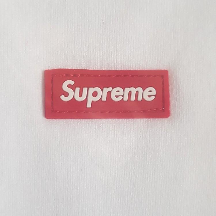 Supreme Small Box Logo T shirt White size L.