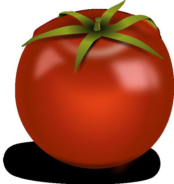 Tomato Clip Art at Clker.com.