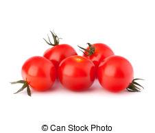 Cherry tomato clipart.
