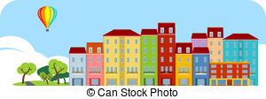 Town Illustrations and Clipart. 76,295 Town royalty free.
