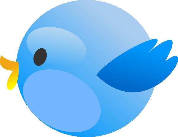 Twitter Clip Art at Clker.com.