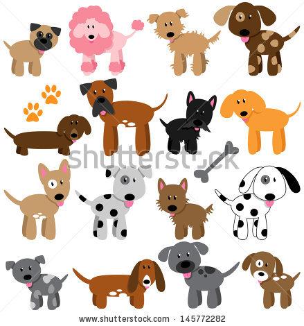Scruffy Dog Stock Photos, Royalty.