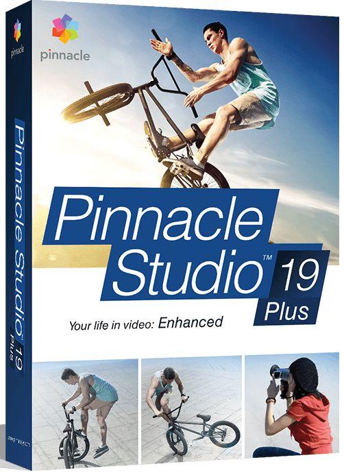 Pinnacle Studio 19 Plus Crack Full Version Free Download.
