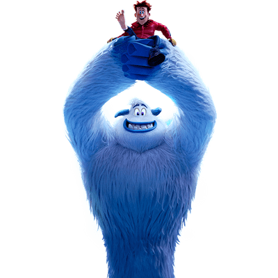 Smallfoot transparent PNG images.