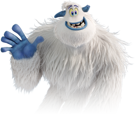 SMALLFOOT AVAILABLE NOW ON BLU.