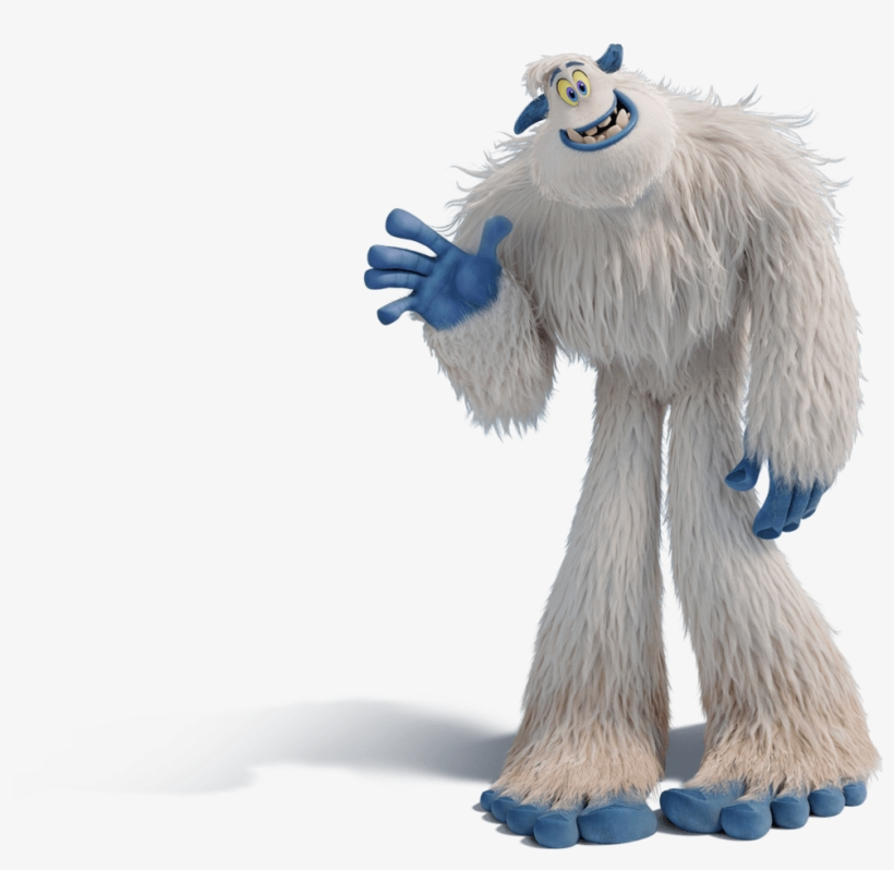 Migo Is The Main Protagonist From Smallfoot.