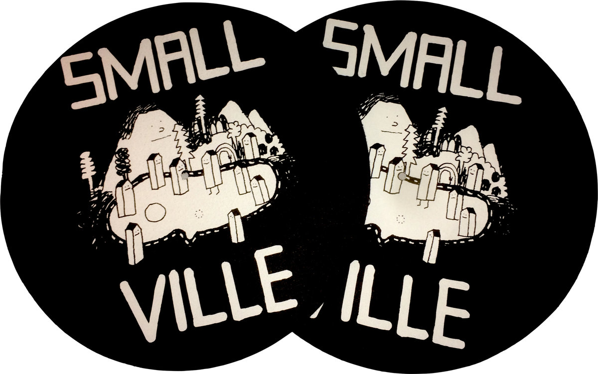 Smallville Logo Slipmats.