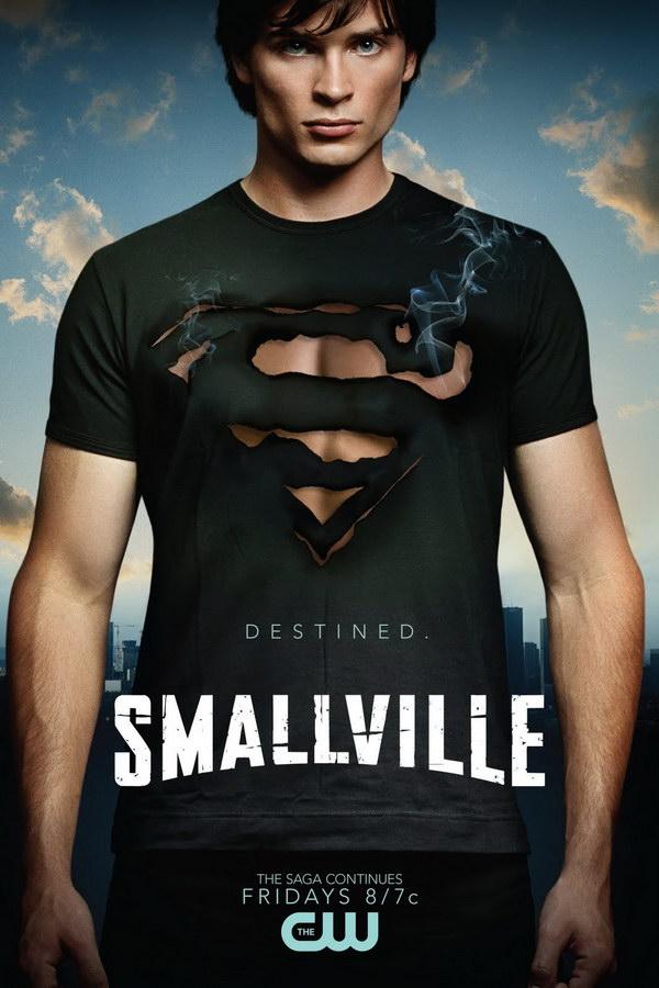 Smallville Font and Smallville Logo.