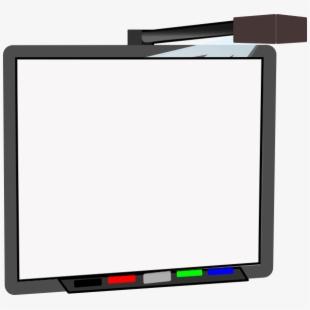 Smart Board Blank Clip Art At Clkercom Vector Online.