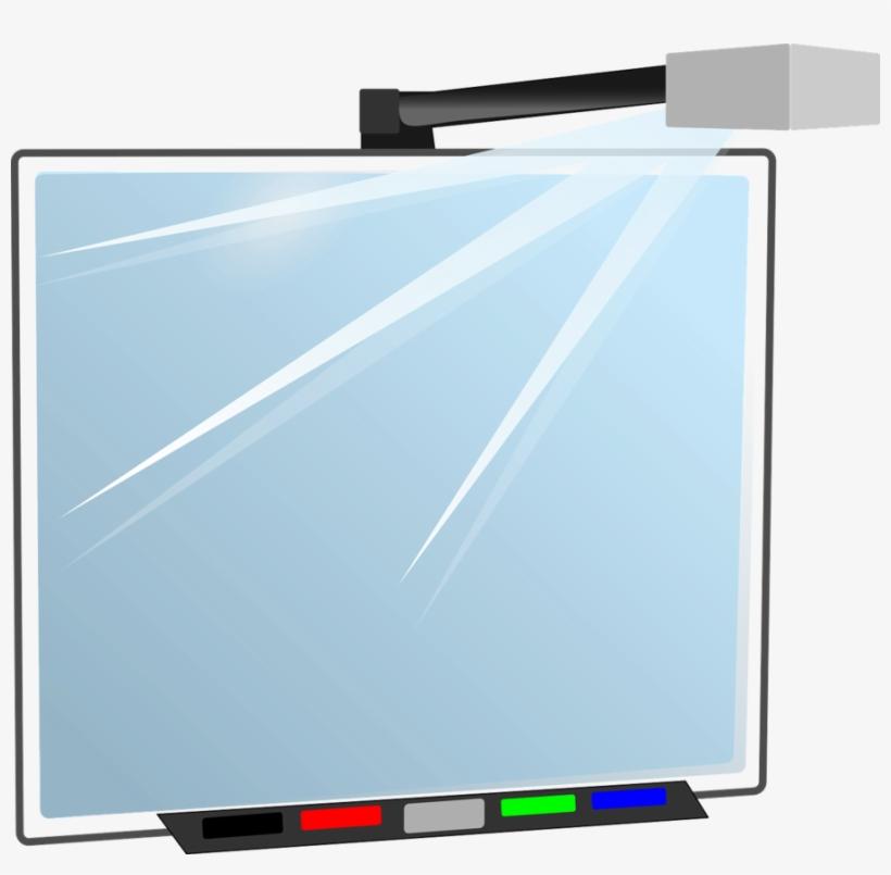 Interactive Board Clipart Interactive Whiteboard Clip.