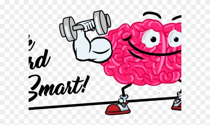 Knowledge Clipart Smart Brain.