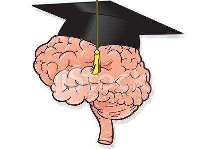 Smart Brain premium clipart.