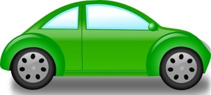 Smart Car Top Clipart.