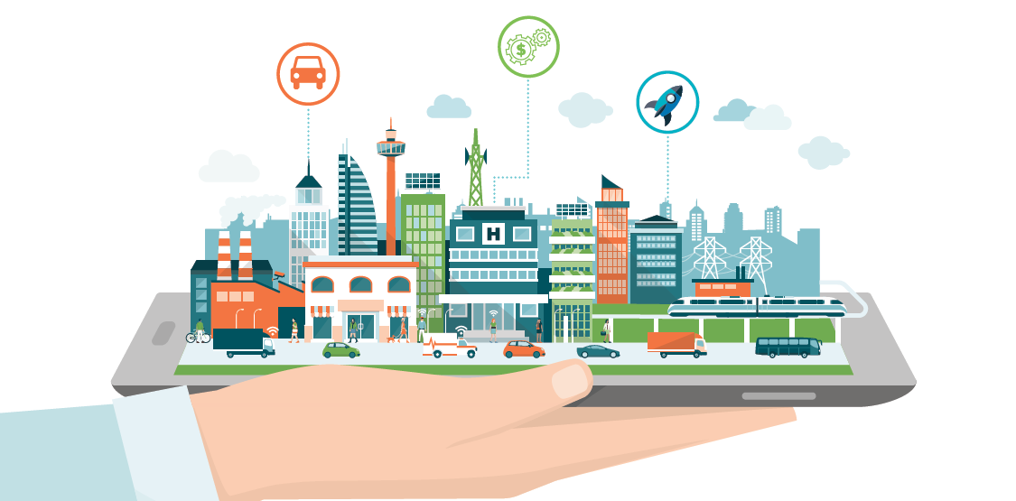 Smart Cities are Smart about Transportation.