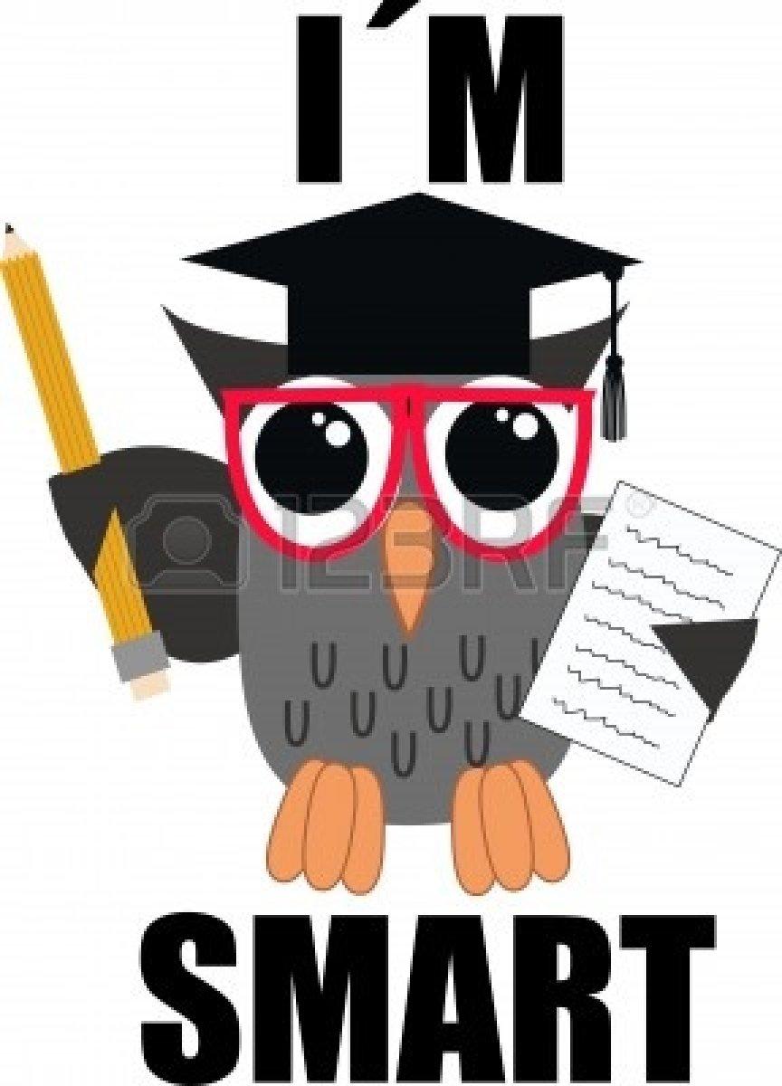 Best Smart Owl Clip Art #18309.