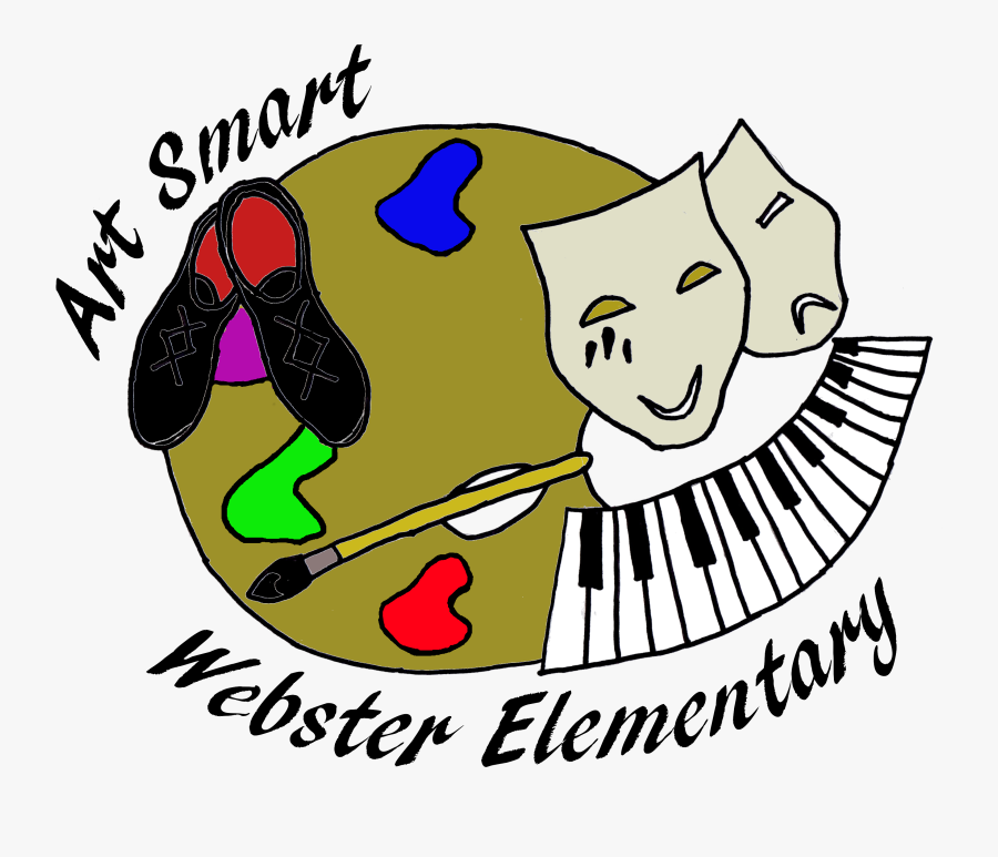 Webster Art Smart Logo.