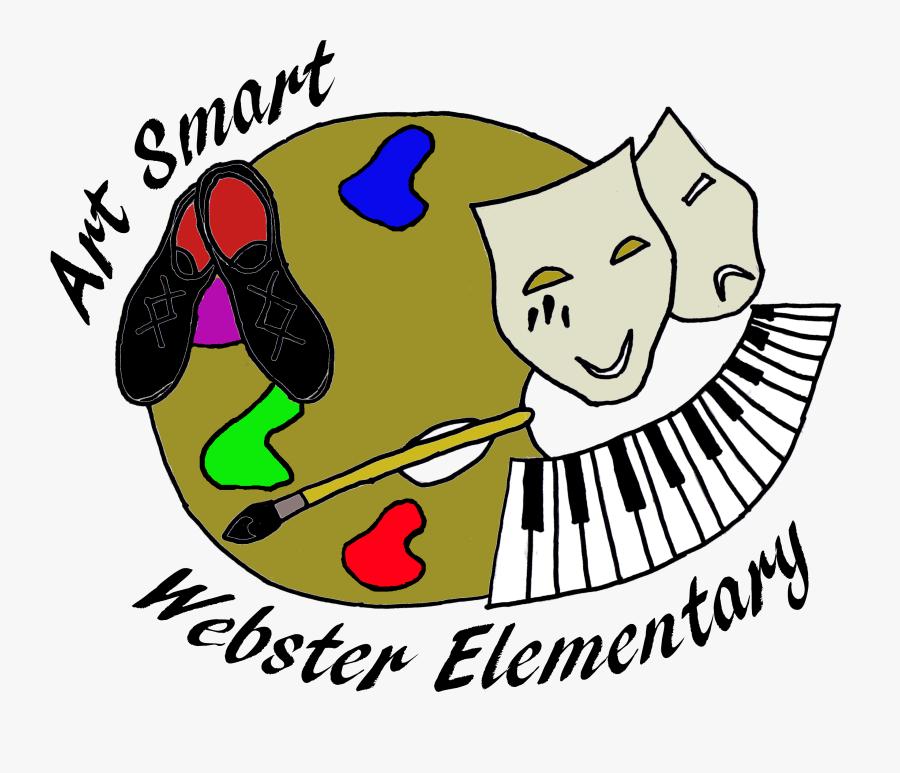 Webster Art Smart Logo.