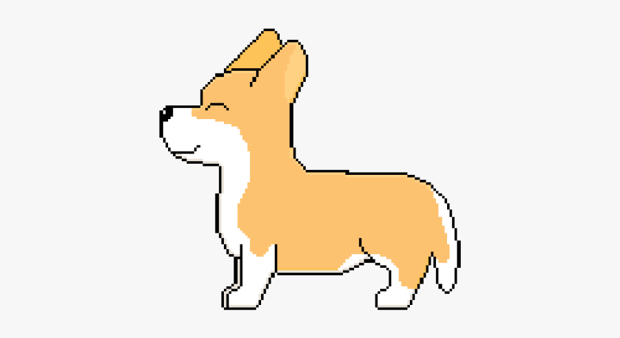 Corgi Clipart Smart Dog.
