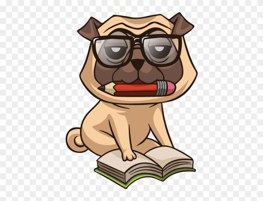 Bb Pl Smart Pug.