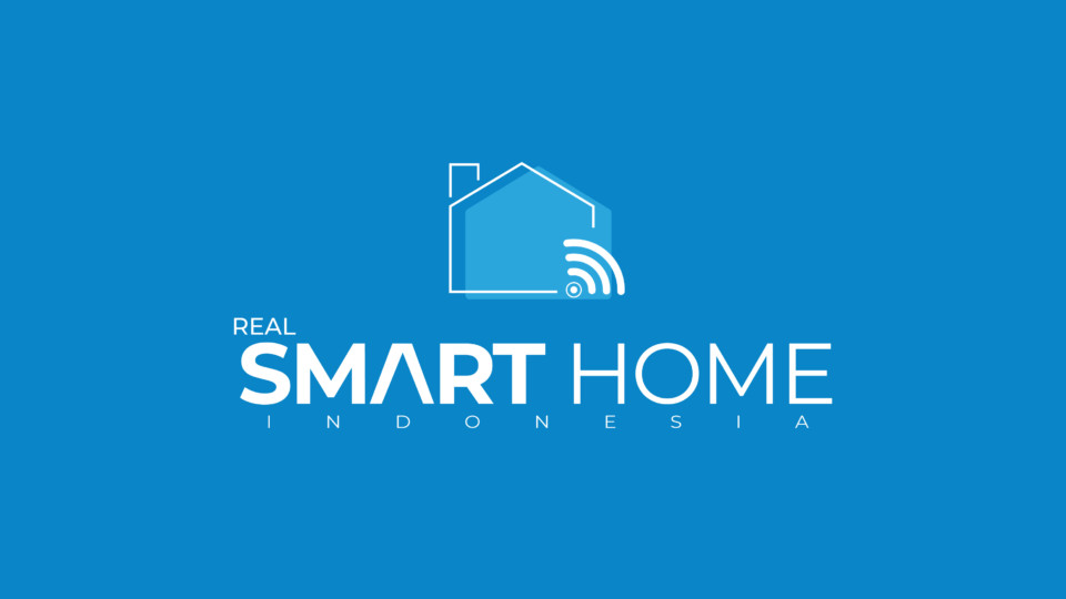 Logo Real Smart Home Indonesia.
