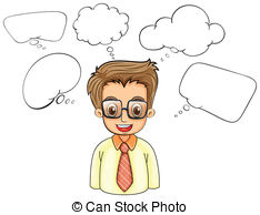 Smart man Stock Illustrations. 49,817 Smart man clip art.