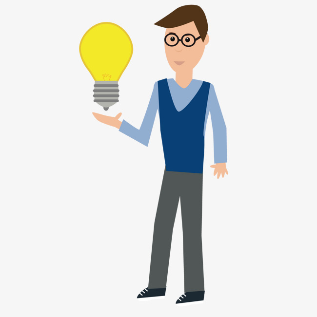 Download Free png Smart Man, Man Clipart, Clever, Man PNG.