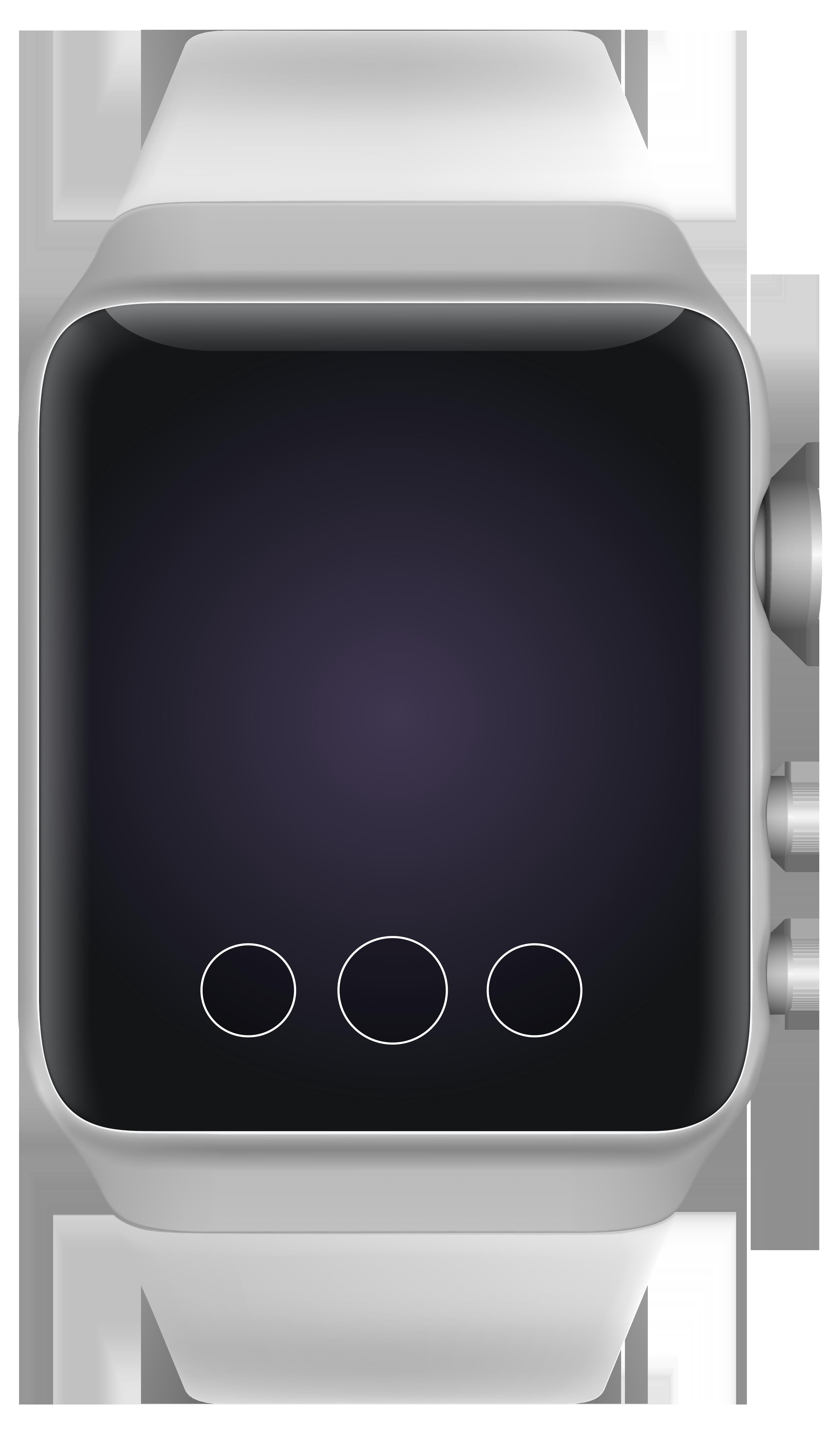 Modern SmartWatch PNG Clipart.