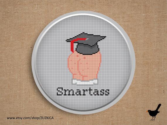 Smartass Clipart.