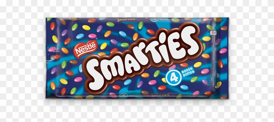 British Smarties Candy [34].