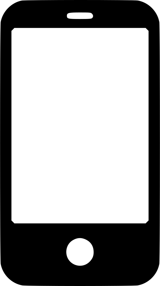 Smartphone Svg Png Icon Free Download (#488134.