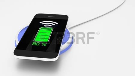 267 Wireless Charger Stock Vector Illustration And Royalty Free.