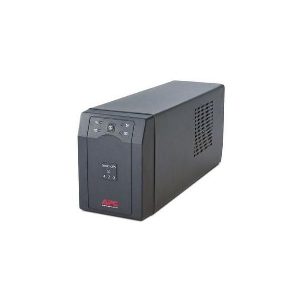 Jual APC Smart UPS SC 420VA (SC420i).