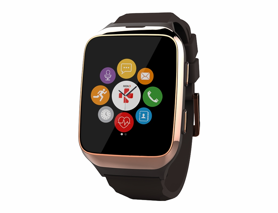 Water Resistance Smartwatch With Activity Tracker.