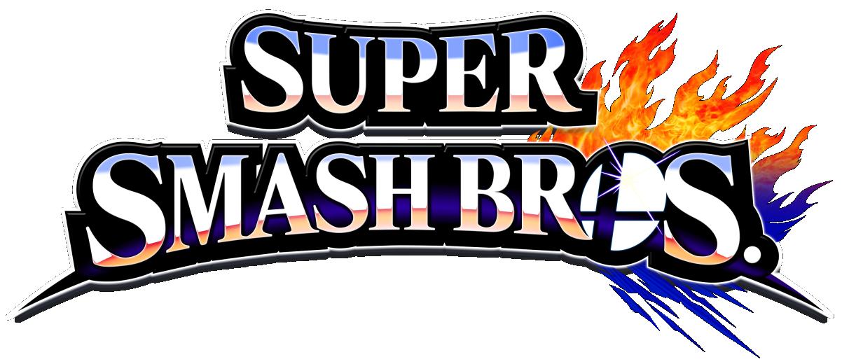Smash 4 Logo.