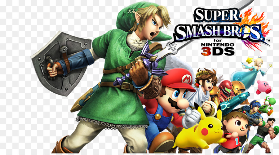 Super Smash Bros. for Nintendo 3DS and Wii U Xenoblade.