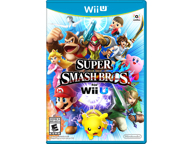 Super Smash Bros. for Wii U.