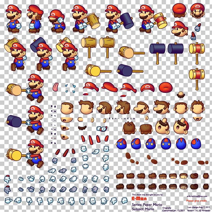 Super Paper Mario Super Mario All.