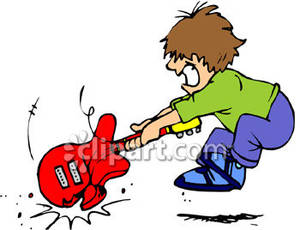 Smashed clipart #13