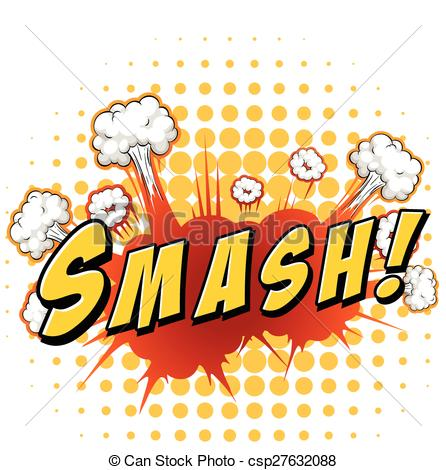 Smash Stock Illustrations. 6,026 Smash clip art images and royalty.